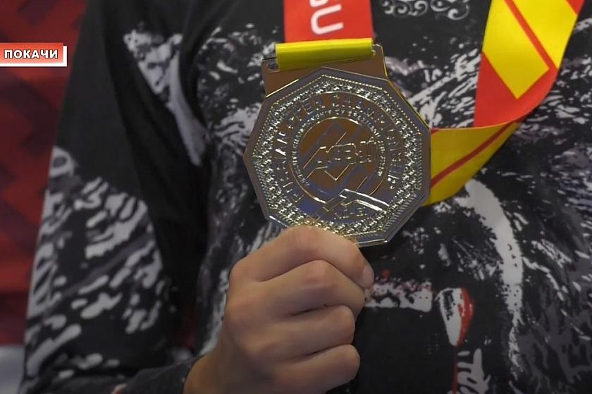 Покачевские борцы завоевалиодиннадцать медалей по бразильскому Джиу-джитсу