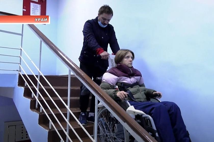 Доступность спортивного комплекса «Старт» для инвалидов